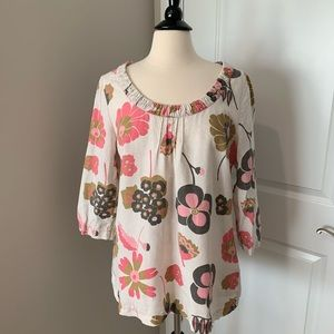 Boden top, size 12